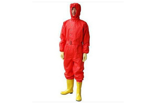 防化服Chemical protective clothing